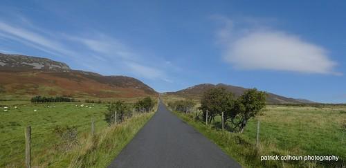mamoregap nature landscape scenery donegal ireland inishowen
