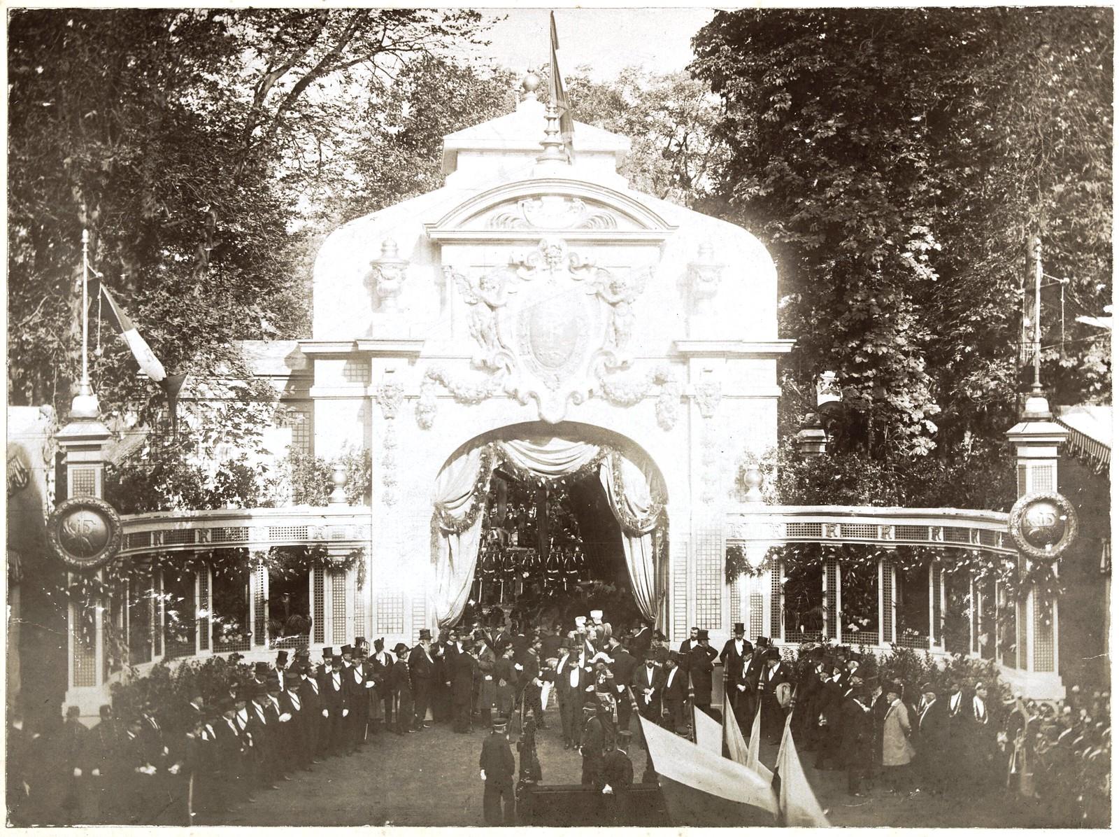 11. Porte Monumentale