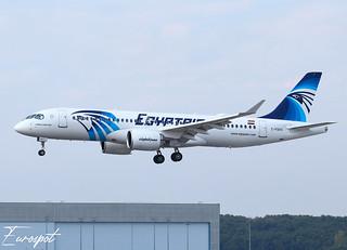 C-FOVX Airbus A220-300 Egyptair