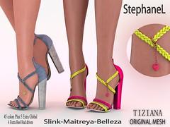 [StephaneL] TIZIANA SHOES FATPACK