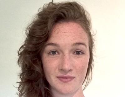 Elizabeth Holton, winner of SETAC Best Poster award 2020