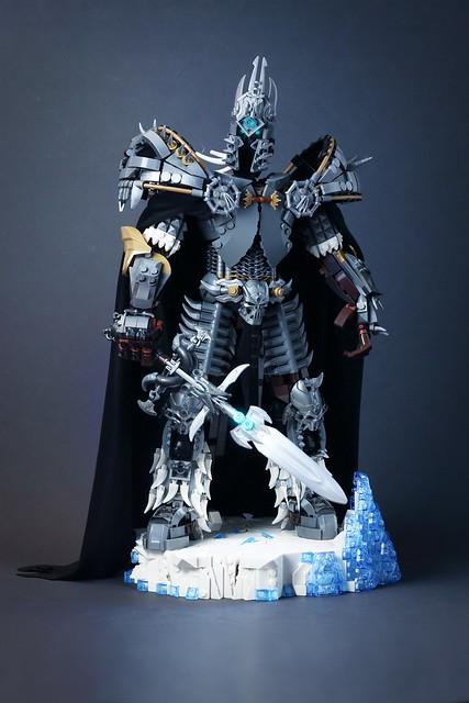Lich King Arthas 💎💀💎