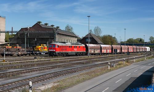 232 587 db cargo duisburg Hüttenheim 14 septembre 2020 laurent joseph www wallorail be