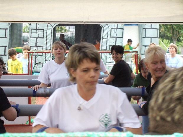 Menschenkicker-Turnier vom 2. Juni 2007