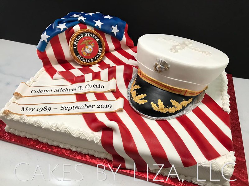 Cake from Cakes by Liza, LLC (VA)