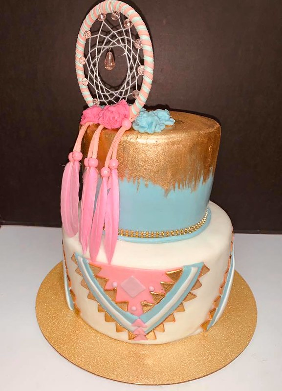 Cake by Sweetie Cakes Bakery