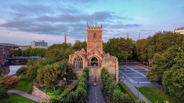 Castle Park - Bristol