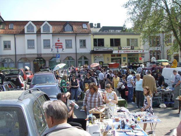 Fürther Markt 2009