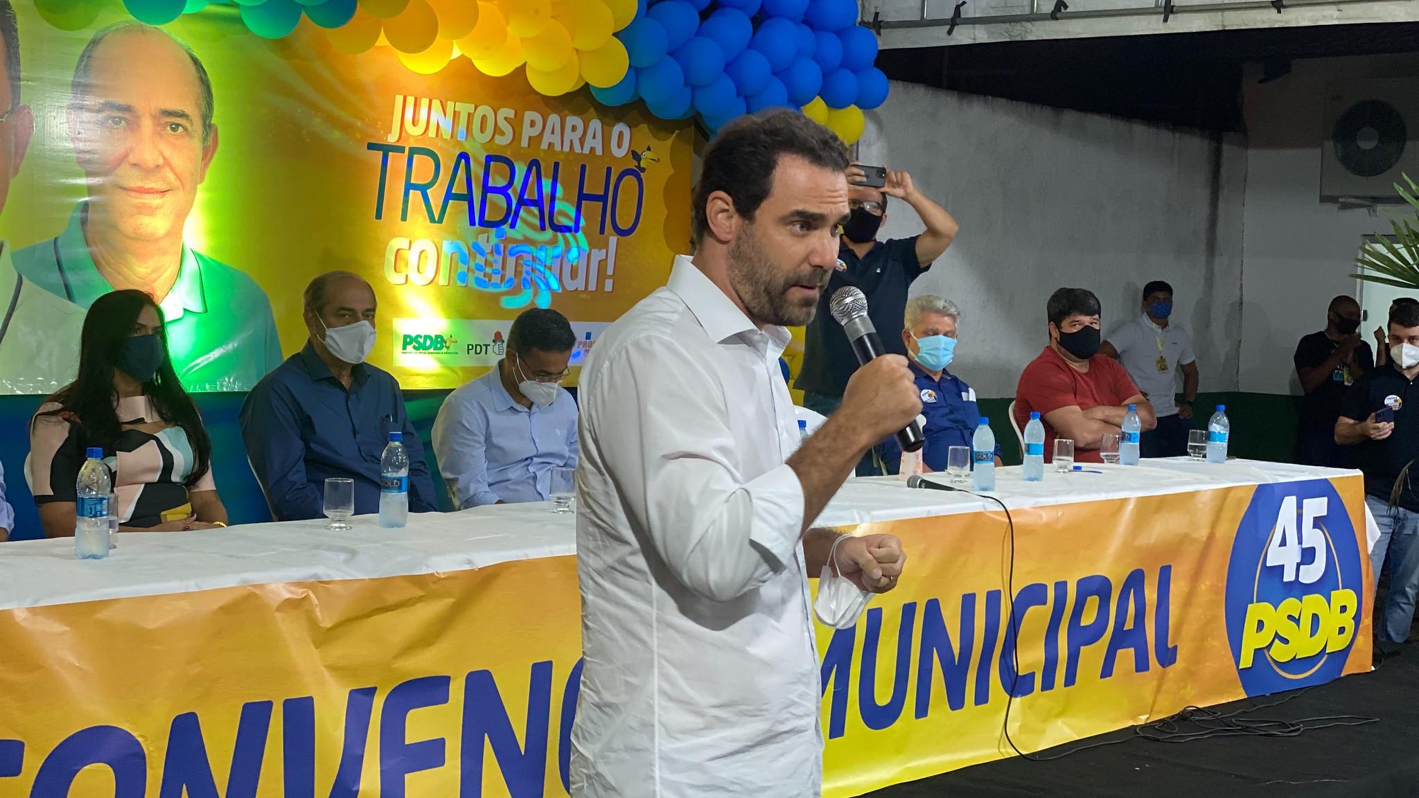 Convenção do grupo de Doutor Marcelo em Itamaraju