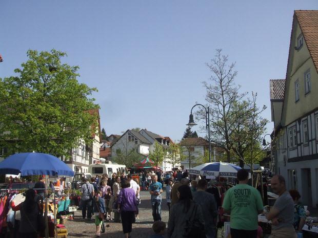 Fürther Markt 2011