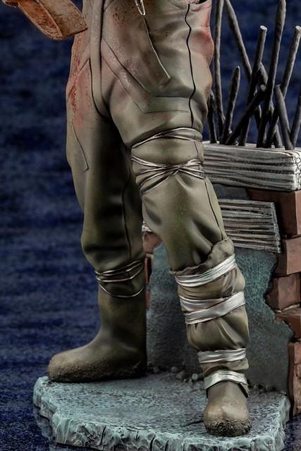 嘗嘗捕獸夾的厲害!壽屋《黎明死線》陷阱殺手 立體人形