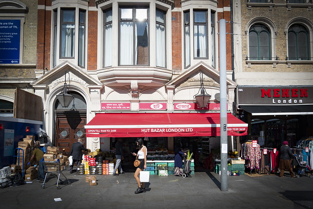 Shop, Whitechapel Road