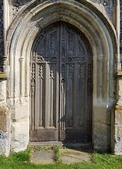 west doors (15th Century)