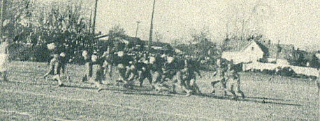 1933-34 Red Devils Scrapbook
