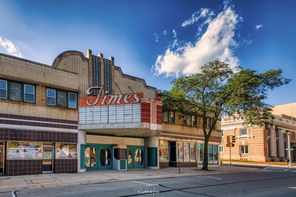 Times Theatre, Rockford, Illinois