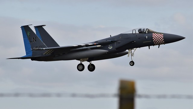 F15 (94) @ RAF Lakenheath 10-09-20