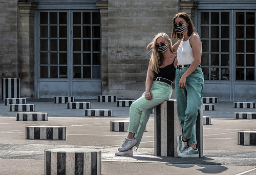 Buren Mask girls… | by AronParis