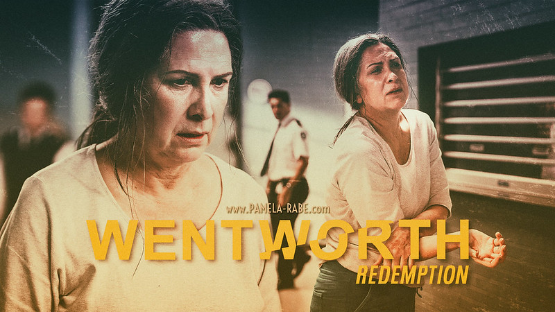 Pamela Rabe | Wentworth S8E9 Wallpaper