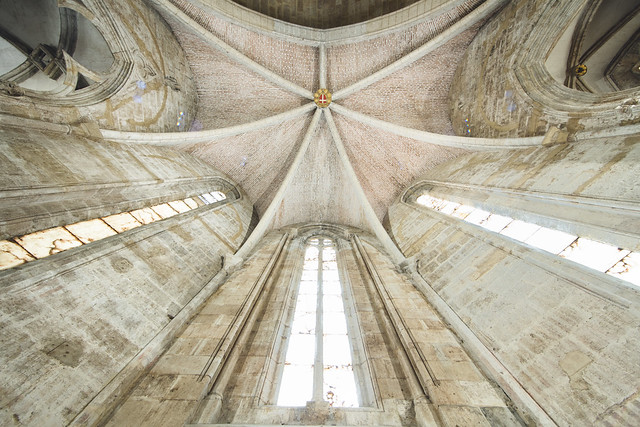 Of ceilings, vaults and domes.