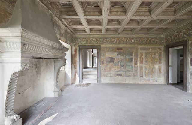Palazzo degli dei dell'Olimpo