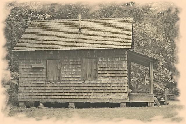 Cedar Shake House