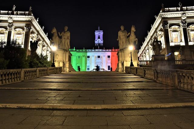 Benvenuti a Roma Capitale !