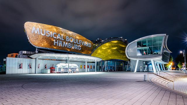 Musical Boulevard Hamburg