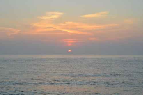 suffolk sun sunrise light water pakefield pakefieldbeach