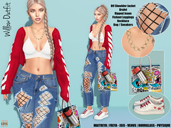 Hilly Haalan - Willow Outfit