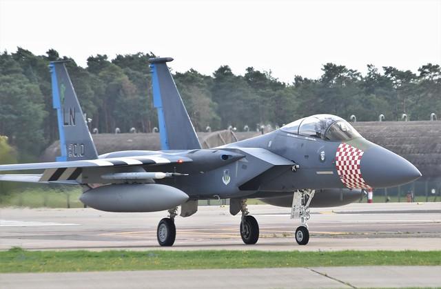 F15 (44) @ RAF Lakenheath 10-09-20