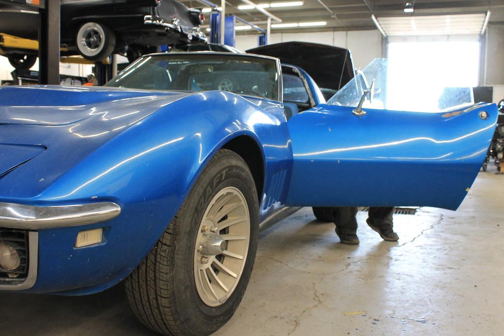 1968 Corvette Stingray