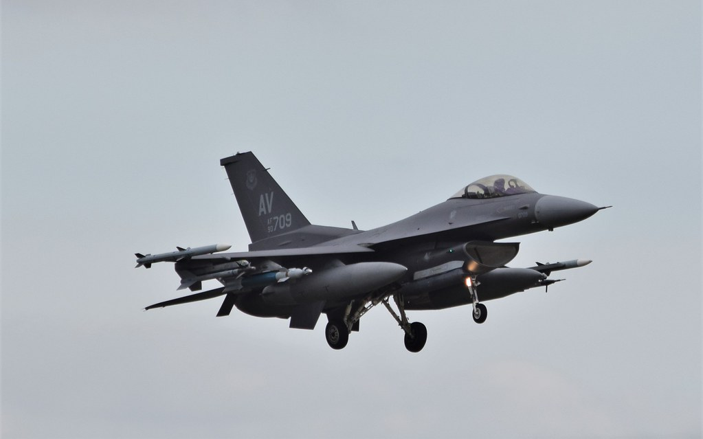 F16 (47) @ RAF Lakenheath 10-09-20