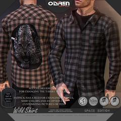 -ODIREN- WILD Shirt