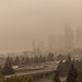Downtown Seattle (Wildfire Smoke September 2020)