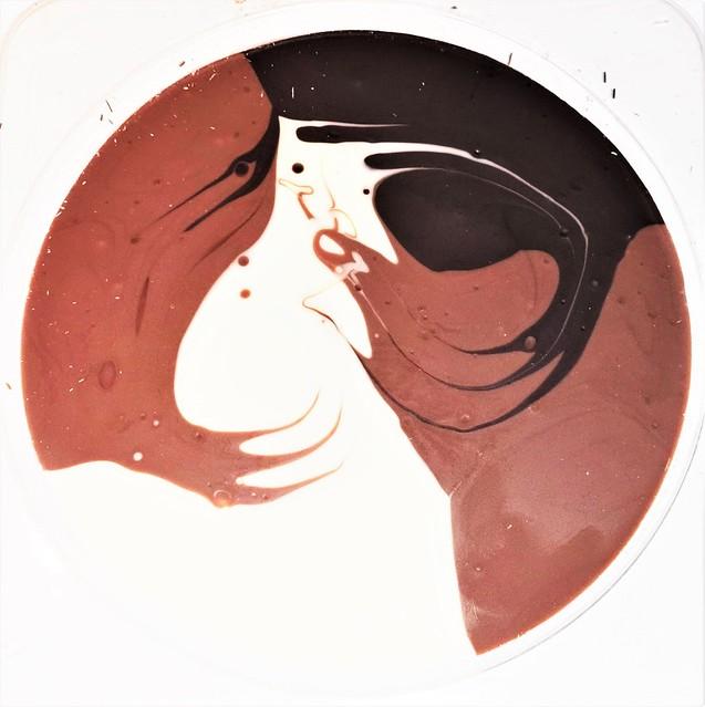 M&S Triple Chocolate Disk