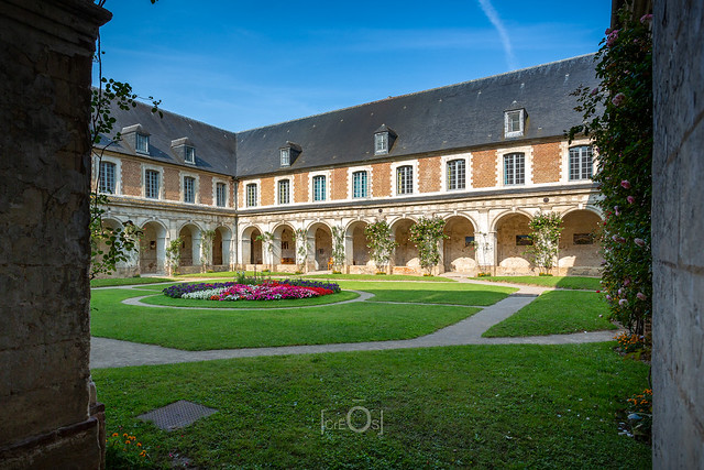 Abbaye de Valloires III