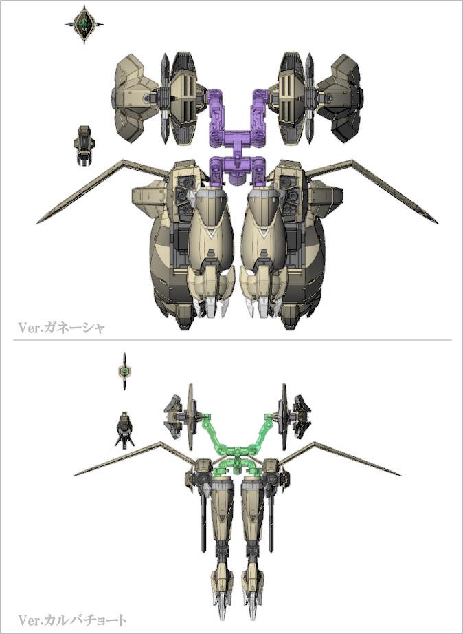 系列最大份量!女神裝置「兼志谷星 Ver.Ganesha 象神裝備」情報公開