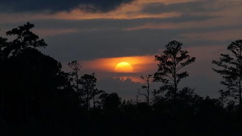 sunsetsandsunrisesgold sunset spectacularsunsetsandsunrises northcarolina northwestcreek fairfieldharbour cloudsstormssunsetssunrises sonya58 sony sonyphotographing
