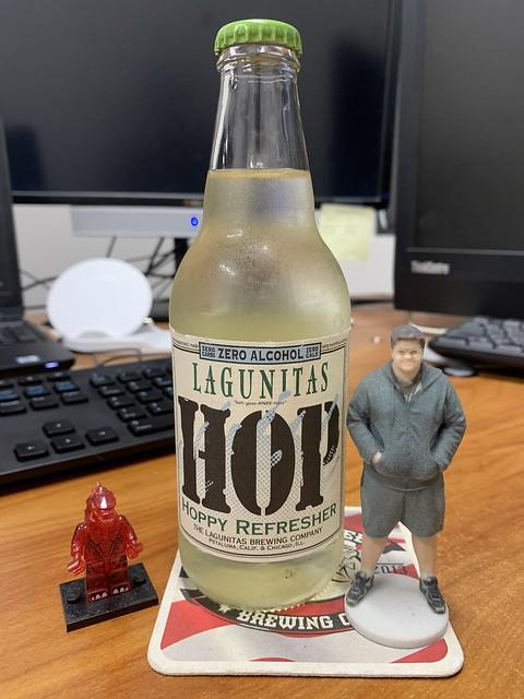 2020 258/366 9/14/2020 MONDAY - Hop Hoppy Refresher - Lagunitas Brewing Company