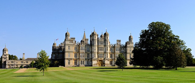 Burghley House, Stamford Lincolnshire, England