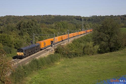 266 120 . Crossrail . Z 41582 . Gemmenich . 15.02.20.