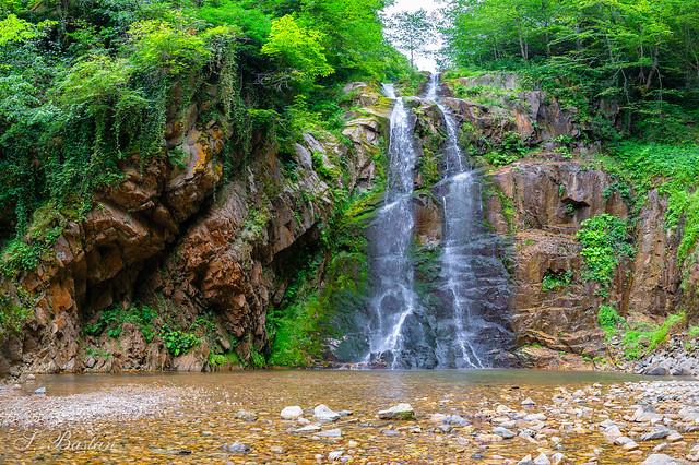 Çağlayandibi Şelalesi (Çağlayandibi Waterfall)