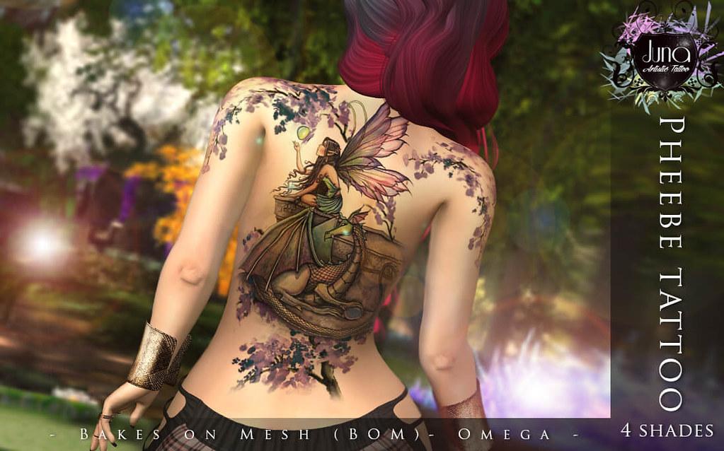 Pheebe tattoo