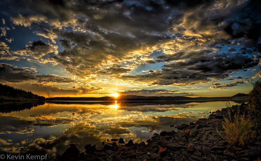 Big Lake Sunset - 20200904_DSC3716