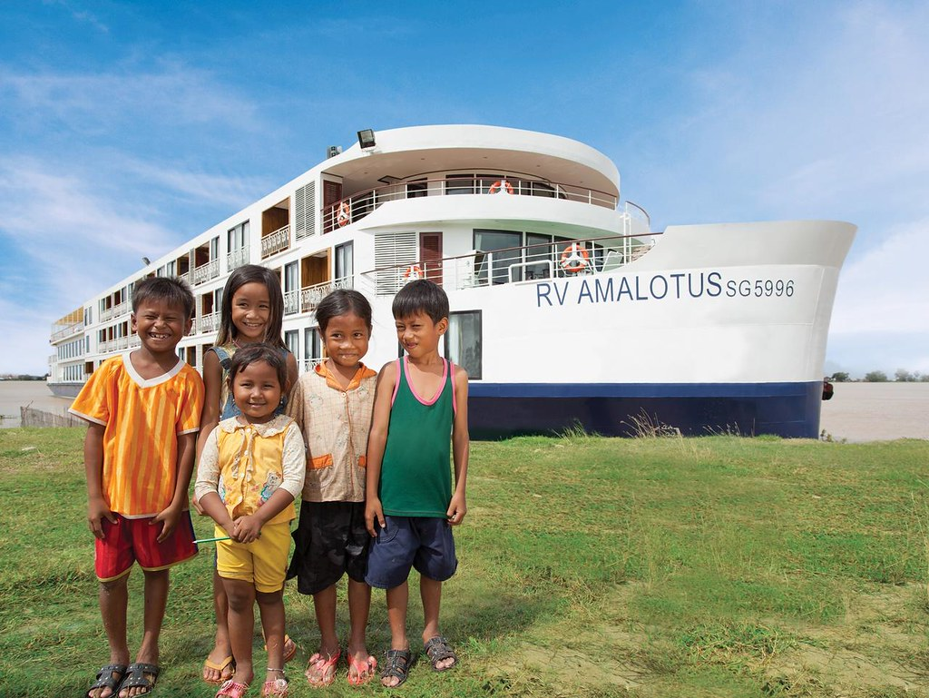 Aboard the RV AmaMekong experience an intimate discovery of Vietnam and Cambodia that goes beyond the tourist trail