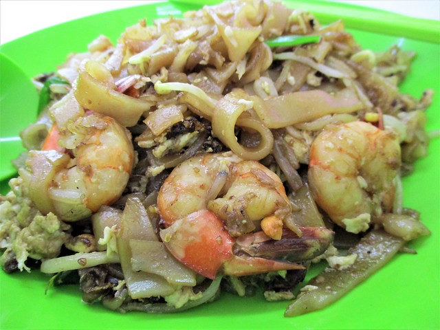 Grand Wonderful Food Court char kway teow 2