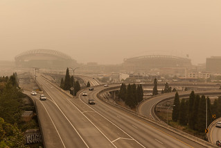 Stadiums covered in Wildfire Smoke (September 2020) | by PR Photography