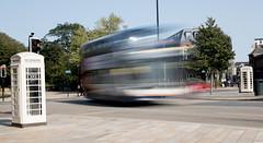 Bus blur