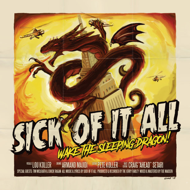 Sick Of It All release 'Deep State' Quarantine Session