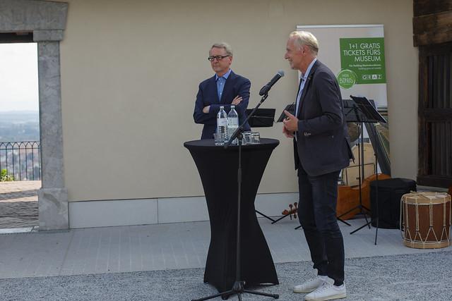 Graz Museum Schlossberg, 10 September 2020